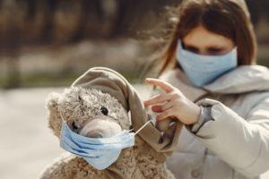 lasten koronavirus